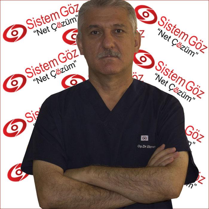 Op. Dr.Ekrem Kurnaz (Başhekim)