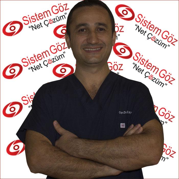 Op. Dr.Savaş ÖZAY (Göz Hastalıkları Uzmanı)